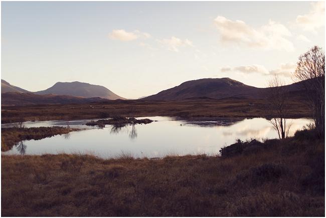 scotland loch ba